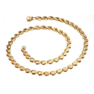 Zoe-szivecskes-nemesacel-nyaklanc-arany-fazonban-001