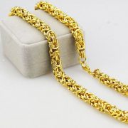 nemesacal-nyaklanc-arany-fazonban-50cm-002